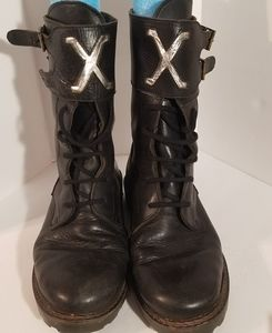 Neos Explorer X Leather Boots Made in Italy 44